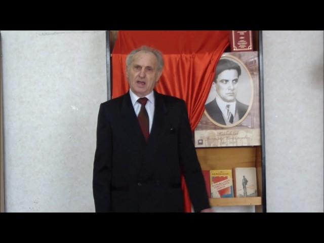 Изображение предпросмотра прочтения – ДианаМелкумян читает произведение «Стихи о советском паспорте» В.В.Маяковского