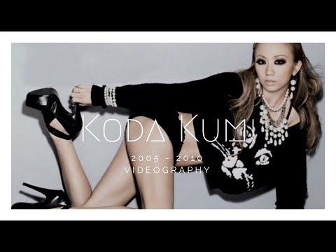 Koda Kumi 『倖田來未』 PV's 2005 - 2010