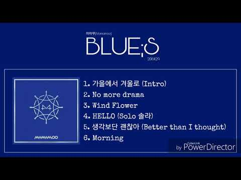 Download Full Album 마마무 Mamamoo Blue S 8th Mini Album MP3, MKV