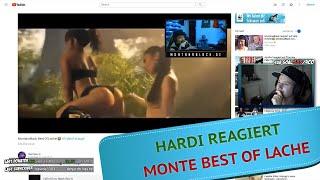HARDI reagiert auf | MontanaBlack Best Of Lache