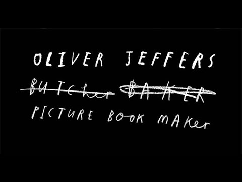 Oliver Jeffers: Picture Book Maker