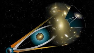 Astronomy Talk: The Remaining 95 Percent - Insights From Gravitational Lensing