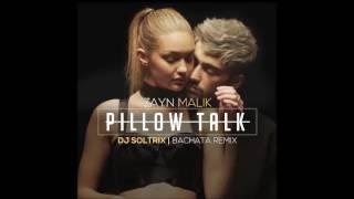 Video Zayn Malik - Pillow Talk (DJ Soltrix Bachata Remix) download MP3, 3GP, MP4, WEBM, AVI, FLV April 2018