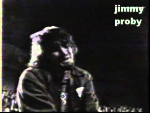 P. J. Proby - What's Wrong With My World - 60's Video