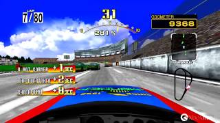 Daytona USA - Succès Survive: 5000