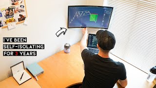 A Day in the Life of a Forex Trader in Quarantine