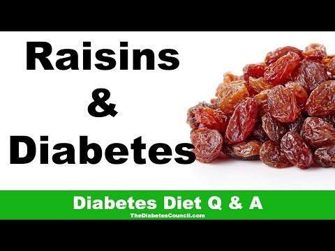 Are Raisins Good For Diabetes