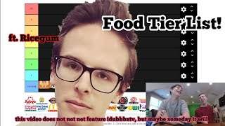 Response to idubbbz tier list for fast food (very epic) I see this as an absolute win, gamer moment