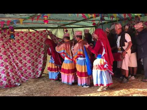 Gurung Krishna Charitra- Part 9(Lamagaun-Simpani,Lamjung)