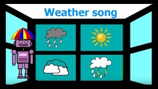weather song for children