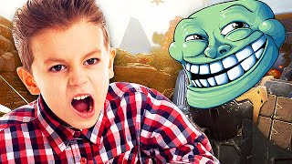 THE BIGGEST RAGE EVER IN BLACK OPS 3! (Call of Duty Trolling)