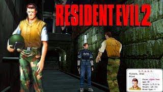 RESIDENT EVIL 2: Easter Egg Do Brad O Zombie