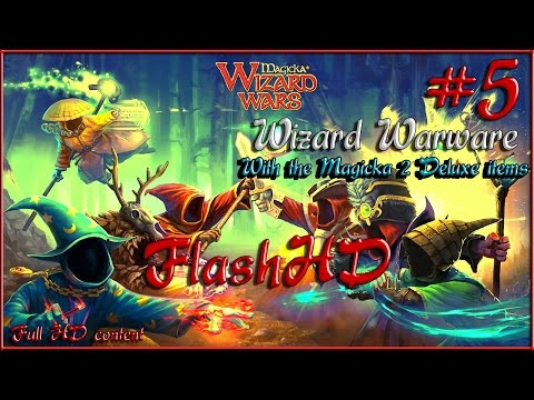 Magicka: Wizard Wars | Warfare with M2 Deluxe items |