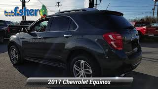 Used 2017 Chevrolet Equinox Premier, Reading, PA 6926Z