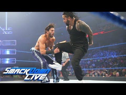 5/23/2017 wwe smackdown live - 0 - 5/23/2017 WWE SmackDown Live Analysis – Mahal's Championship Celebration