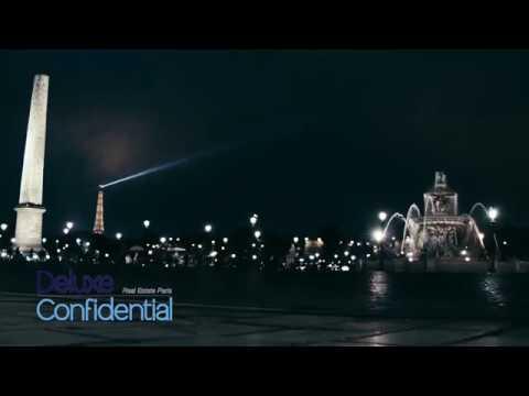 Deluxe Confidential, un automne à Paris
