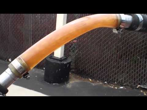 Dialysis Company Fuel Polishing and Cleaning