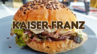 KAISER FRANZ - Originální české burgery?!