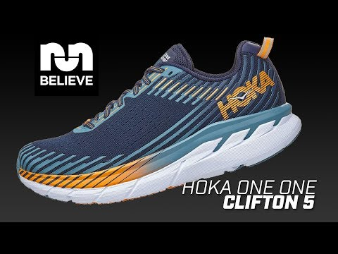 hoka-one-one-clifton-5-video-performance-review