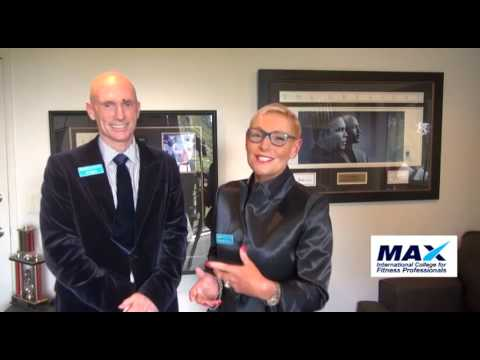Kman interviews MAX Founder Rowie McEvoy on her successful fitness career that inspires others