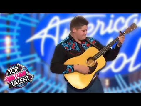 10 CAPTIVATING COUNTRY Auditions And Performances On American Idol 2021!