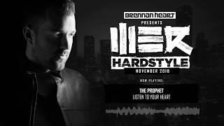 Brennan Heart presents WE R Hardstyle November 2018