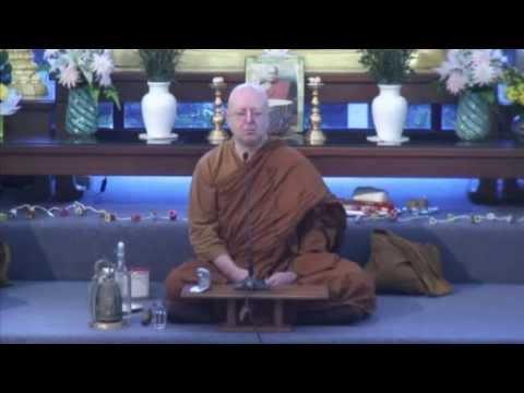 Meditation - 18-04-2015 | with Ajahn Brahm