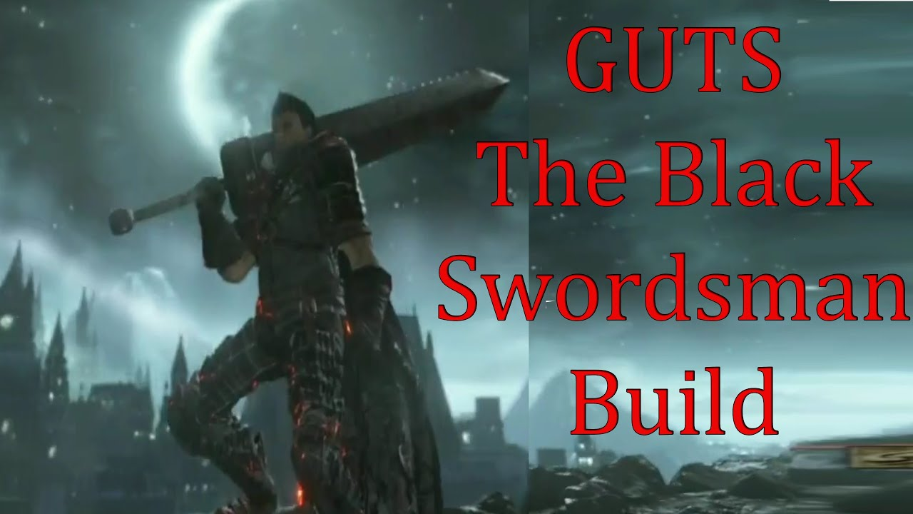 Dark Souls  Guts Build