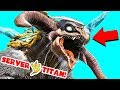 ENTIRE SERVER VS ICE TITAN IN ARK EXTINCTION! E14 (Ark Survival Evolved Extinction)