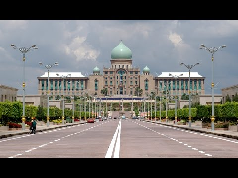 Putrajaya - A Beautiful City