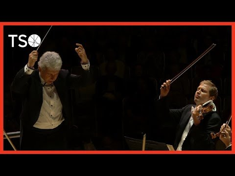 Stravinsky: Suite from The Firebird (1919 revision) / Peter Oundjian ・ Toronto Symphony Orchestra