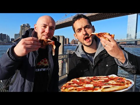 Best PIZZA In New York CHALLENGE ? : Brooklyn's TOP 2 Spots Ranked !