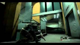 Splinter Cell Conviction (PC) - Mission 8 Third Echelon HQ (Parte 1/4)