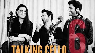 "Pablo Ferrández ""TALKING CELLO"" 6 with Kian Soltani and Santiago Cañon. EP6. SUBS EN ESPAÑOL"
