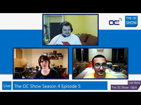 The OC Show - Season 4 Episode 5 - Hi 5 ! And the never ending follower notification