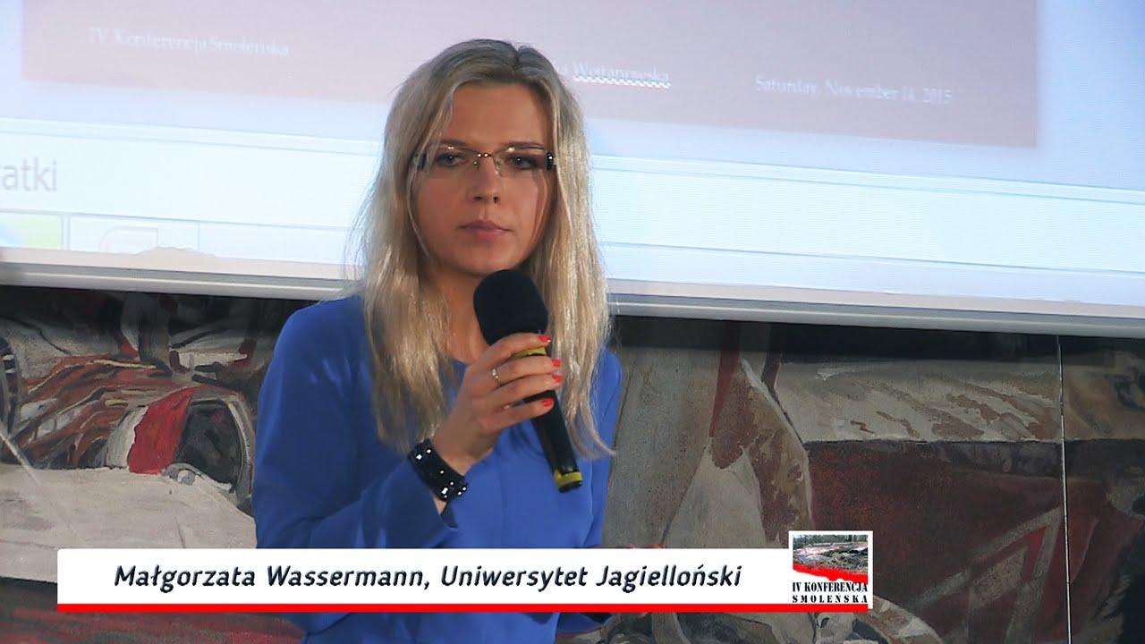 Małgorzata Wassermann: Katastrofa Smoleńska - podsumowanie aspektów prawnych