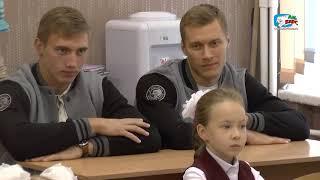 Урок Добра в казанской гимназии №4