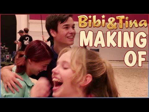 BIBI & TINA - DER FILM - MAKING OF