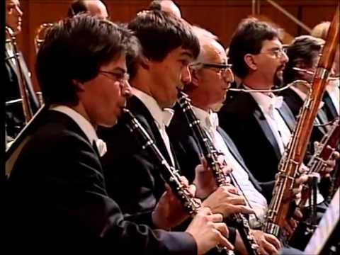 """Dvořák Symphony No 9 """"New World"""" 2nd movement Celibidache, Münchner Philharmoniker, 1991"""