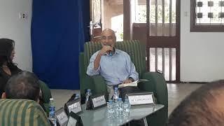 """Mr.Fouad Abdelmoumni à l'événement du CIRID Mena """"Le Verbe Thérapeutique au Maroc"""""""