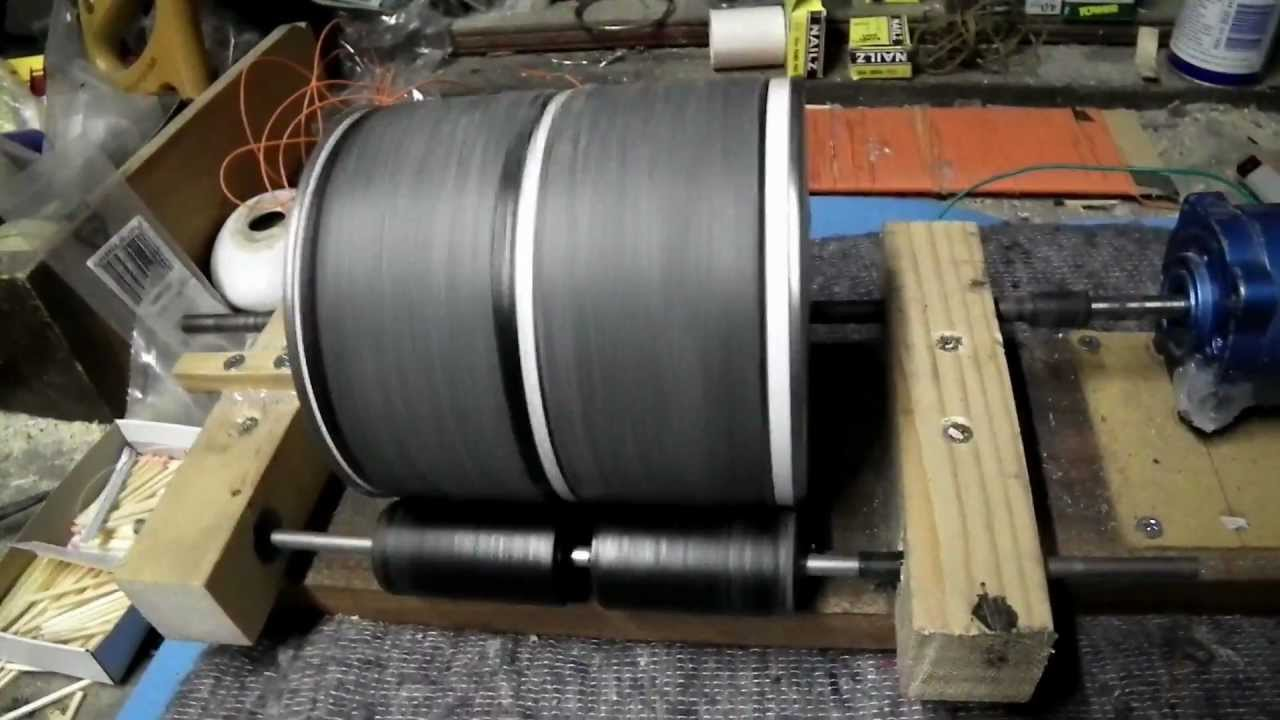 How To Make A Ball Mill Youtube
