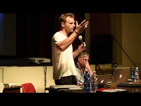 Cortona On the Move 2015 Talk - Philippe Toledano -