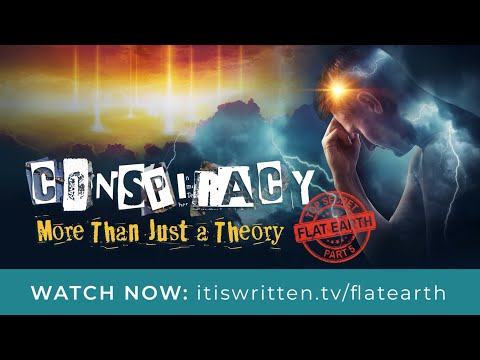 """""""Conspiracy, More Than Just a Theory: Flat Earth"""" Trailer thumbnail"""