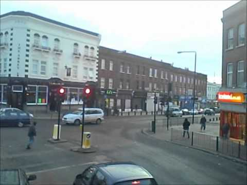 Route 241 Stratford Canning Town Barking Road Youtube