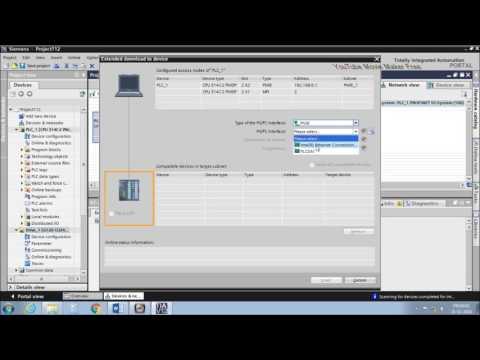 ProfiNet Communication between SIEMENS S7-300 PLC and G120 SINAMICS Drive