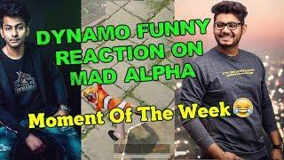 Dynamo Laugh On Alpha Clasher Funny Gameplay, Dynamo Funny Teammates
