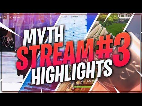 TSM Myth - STREAM HIGHLIGHTS #3 (Fortnite Battle Royale)