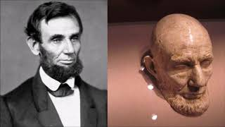 Death Masks Of Some Of The World's Most Famous Historical Figures