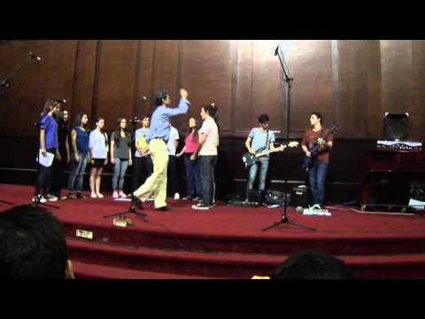 Somebody to love - Queen (Coro Guadalupe)