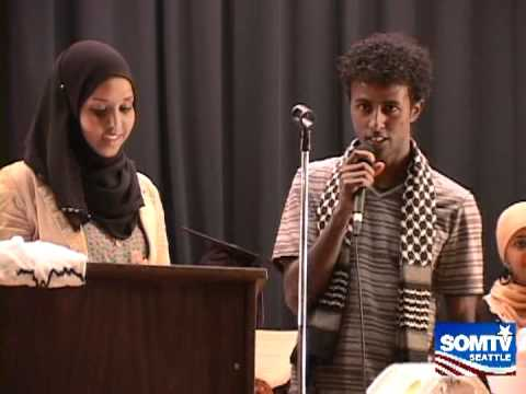 2012 Graduation Ceremony Somali Students Seattle, WA USA SOMTV